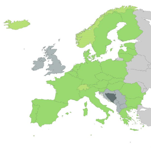VISA-FREE REGIME FOR ENTRY TO THE SCHENGEN AREA